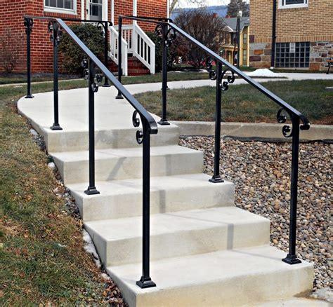 exterior stair railing designs exterior stair railing