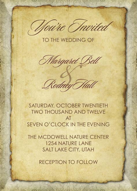 wedding announcement in paper paper dixons printing