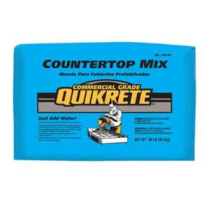 quikrete 80 lbs countertop mix lowe s canada