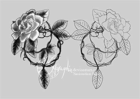 gardenia tattoo designs rod car tattoos gardenia design