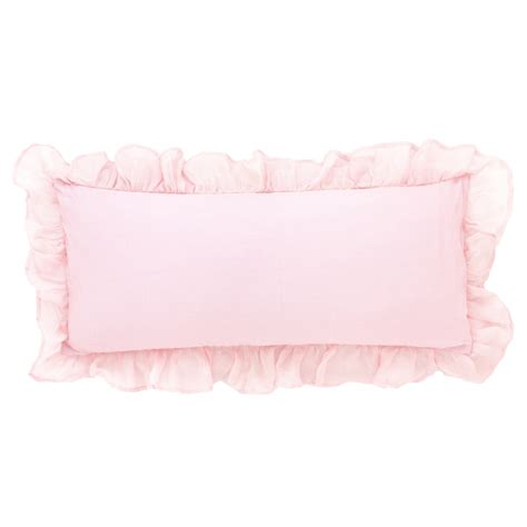 Blush Throw Pillows by Linen Gauze Blush Decorative Pillow By Pine Cone Hill