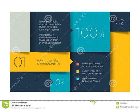 minimalist design banner blue schedule tab banner minimalistic vector design