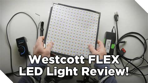 Westcott Flex Led Light Review Lensvid Comlensvid Com Led Light Reviews