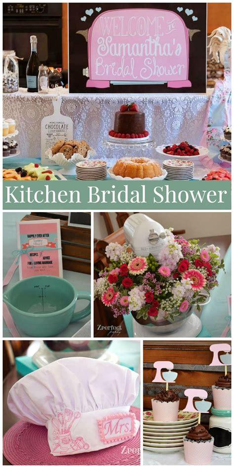 kitchen shower decorations ideas  pinterest