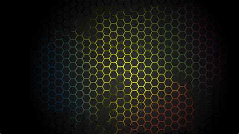 bright yellow wallpaper for walls neon honeycomb wallpaper by k3nny94 on deviantart