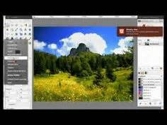 gimp tutorial landscape photo black photo tutorial and splash of color on pinterest