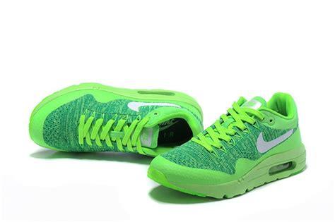 Nike Airmax Flyknit Premium nike air max premium femme air max 1 flyknit verte femme