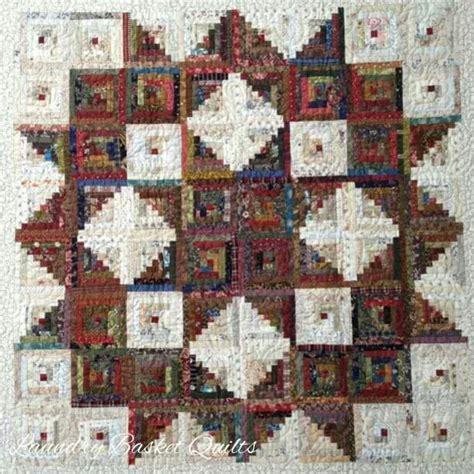 Broken Quilt Pattern by Broken Log Cabin Quilt