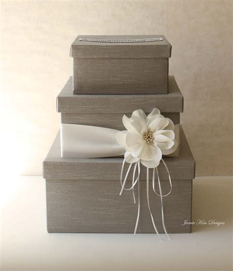 Wedding Gift Card Box - wedding card box wedding money box gift card by jamiekimdesigns