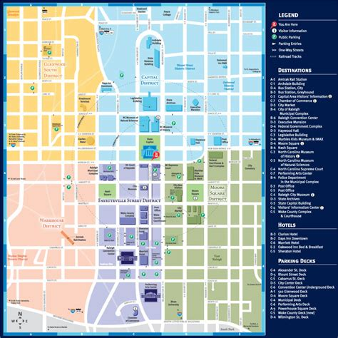 downtown raleigh map discover downtown raleigh camdenliving jen fitzpatrick