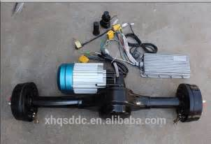 Dc Motors For Electric Vehicles In India Electric Rickshaw Spare Parts Dc Brushless Motor And