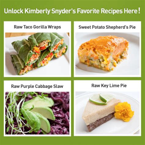 Detox Book Snyder by How To Unlock 4 Delicious Recipes From My Detox