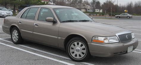 2005 mercury grand marquis information and photos momentcar
