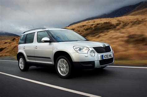 skoda yeti reliability the most reliable car manufacturers