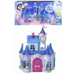 cinderella magic clip castle doll house audrey really wants some of these mattel disney magic clip doll wishlist for kara s