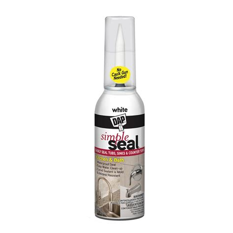 dap simple seal 9 oz kitchen and bath sealant 9 pack