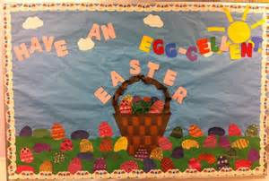 Checkout this great post on bulletin board ideas have an egg cellent