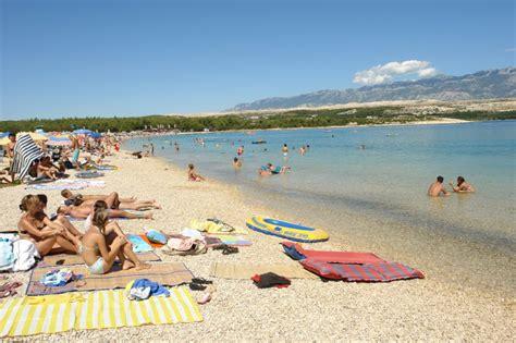 appartamenti spiaggia zrce novalja isola di pag pag croazia appartamenti novalja