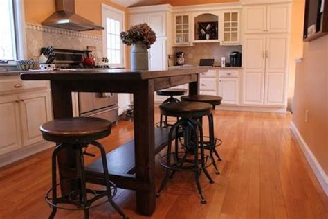 farm table kitchen island the lorimer workshop custom farm tables kitchen island