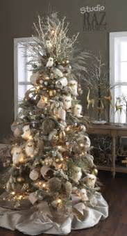 2012 christmas tree burlap christmas pinterest