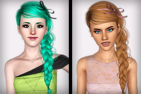 sims 3 braid hair braids sims 3 hair hairstylegalleries com