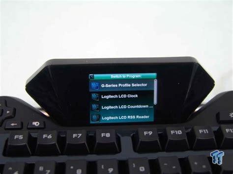 Keyboard Logitech G19s logitech g19s gaming keyboard review