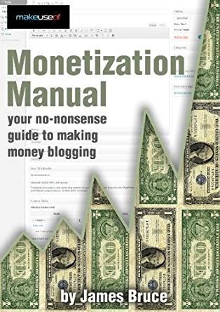 the nonsense guide to money an awesomely guide to the world of finance nonsense series books monetization manual your no nonsense guide to