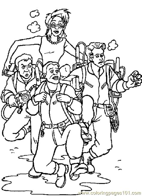 coloring pages of ghostbusters free coloring pages of ghostbuster logo