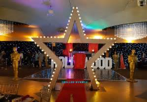 star themed events giant star arch hire hollywood film awards party