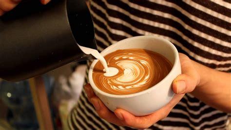 artistic coffee seattle behold the latte art travefy
