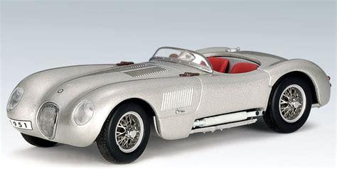Jaguar C Type Autoart autoart jaguar c type silver 53502 in 1 43 scale