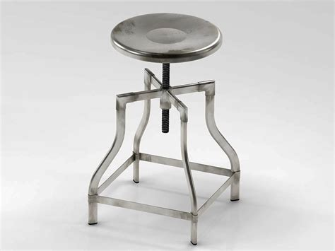 Machinist Stool by Machinist Stool 3d Model Industry West