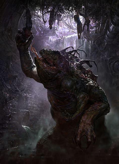 true stories of macabre monstrous creatures monstrous monsters books scary creepy monsters sw dwelling picture 2d
