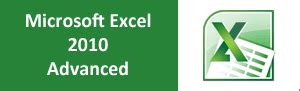 ms excel 2010 advanced tutorial video develop advanced skills in excel 2010 training course in