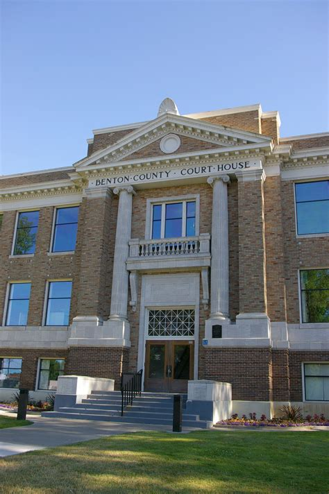 Benton County District Court Search Benton County Us Courthouses