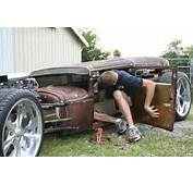 Rat Rod Hot PT Paul Tracy  Information On Collecting Cars