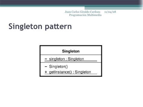 singleton pattern web api factory method pattern