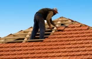 Tile Roof Installation What S That Musky Smell Watts Up With That