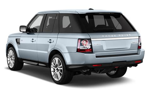 2012 land rover range rover sport reviews and rating