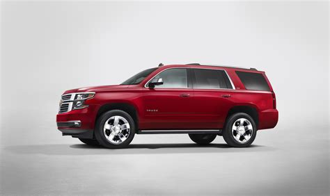 chevrolet tahoe chevy gas mileage  car connection