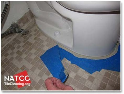 how to change caulking around bathtub removing caulking tape from around toilet home