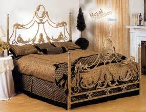 Metal Bed Frame For Headboard And Footboard Antique Iron Beds American Iron Bed Company Authentic