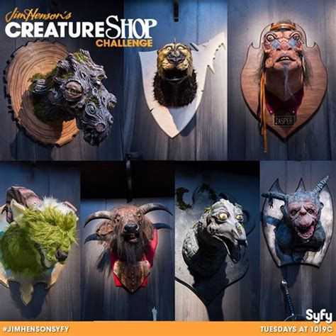 jims shop in yesterday s episode the creature brief is to create