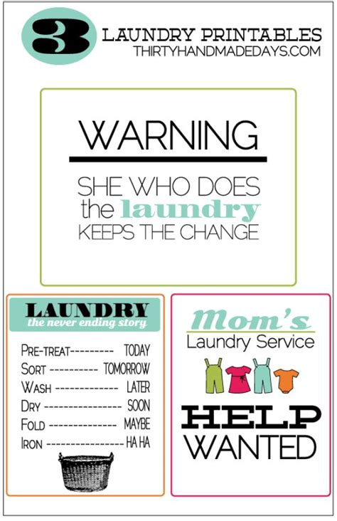 printable laundry schedule 40 fabulously free bathroom laundry room printables