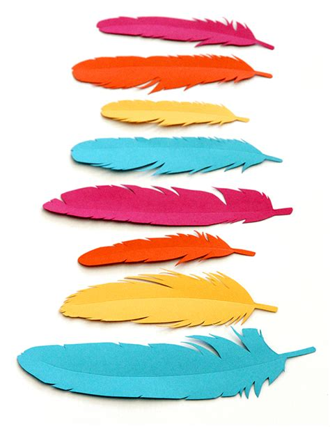printable paper feathers fancy feathers printable dabbles babbles