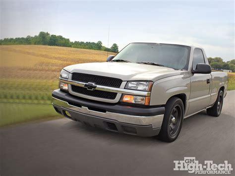 2004 Chevrolet Truck by 2004 Chevrolet Silverado 1500 Gm High Tech Performance