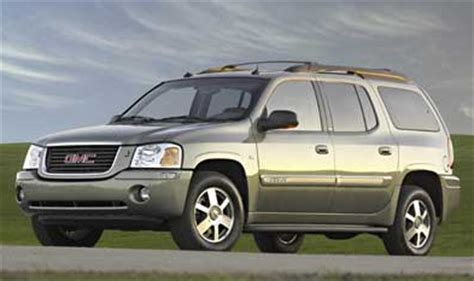 gmc envoy xl pricing ratings reviews kelley blue book image gallery 2006 envoy