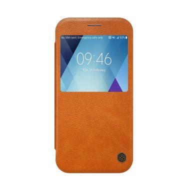 Delkin Flip Cover Xiaomi 5 Cokelat jual casing handphone tablet blibli