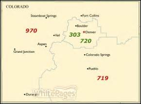 area codes for denver colorado call denver co