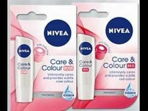 nivea care and color nivea care and color lip balms review giveaway